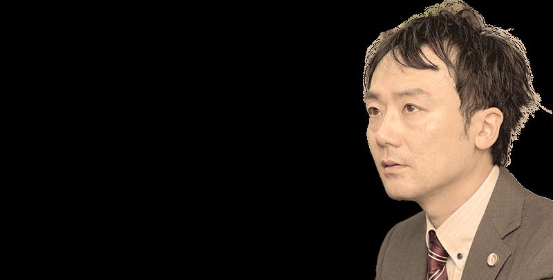 Lawyer Takushi Morita